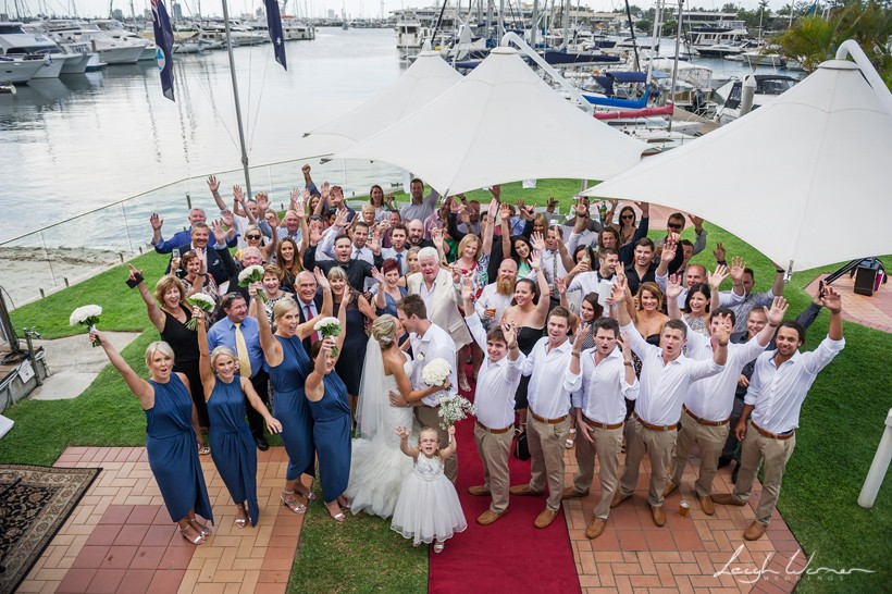 Southport Yacht Club Wedding
